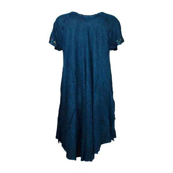 Robe Courte Grande Taille Turkala