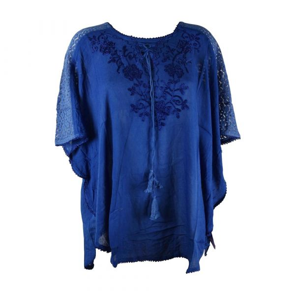 Blouse Daspur coupe Poncho
