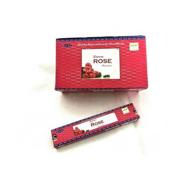ENCENS SATYA SUPREME ROSE 15G