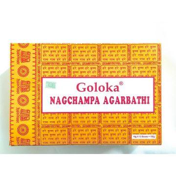 ENCENS GOLOKA  NAG CHAMPA 16G