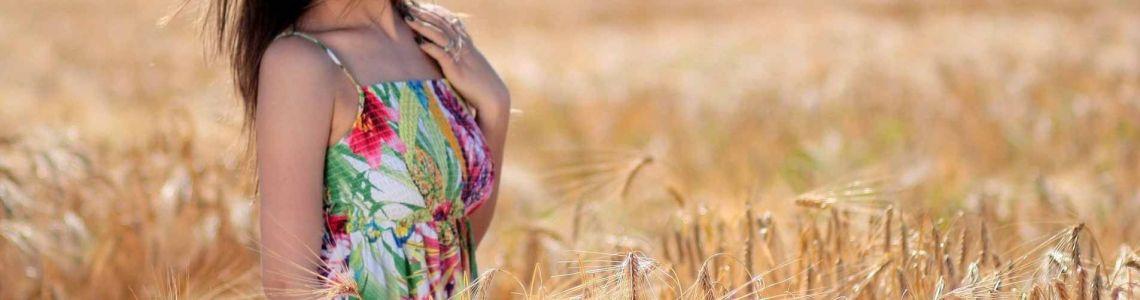 robes courtes ethniques femme