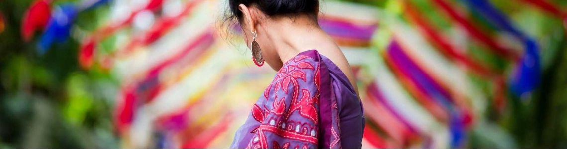 Accessoires ethniques en provenance d'Inde